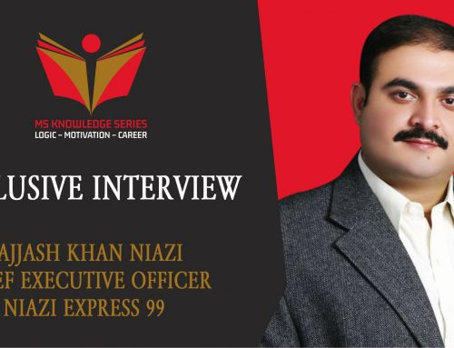 EXCLUSIVE INTERVIEW – BAJJASH KHAN NIAZI