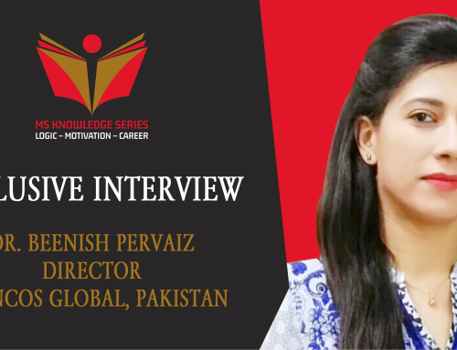 EXCLUSIVE INTERVIEW – DR. BEENISH PERVAIZ
