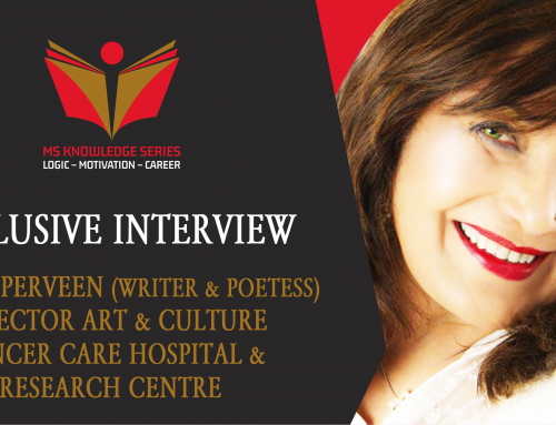 EXCLUSIVE INTERVIEW – FARHAT PERVEEN