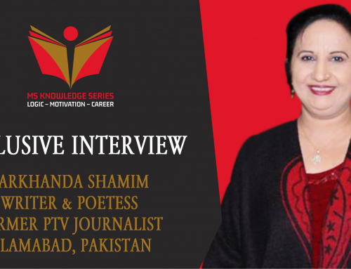 EXCLUSIVE INTERVIEW – FARKHANDA SHAMIM