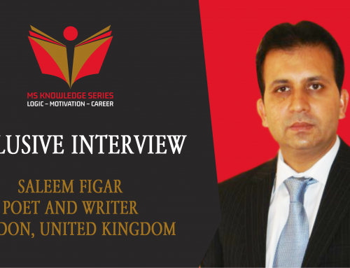 EXCLUSIVE INTERVIEW – SALEEM FIGAR