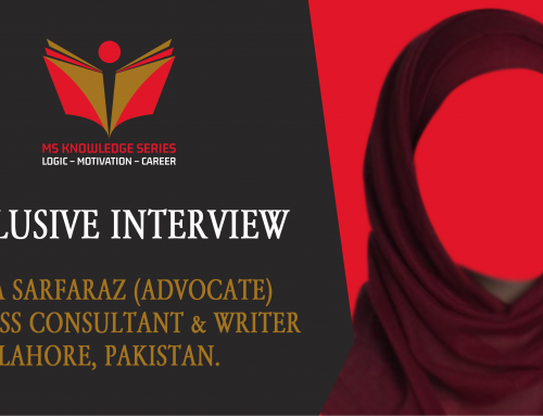 EXCLUSIVE INTERVIEW – HINA SARFARAZ