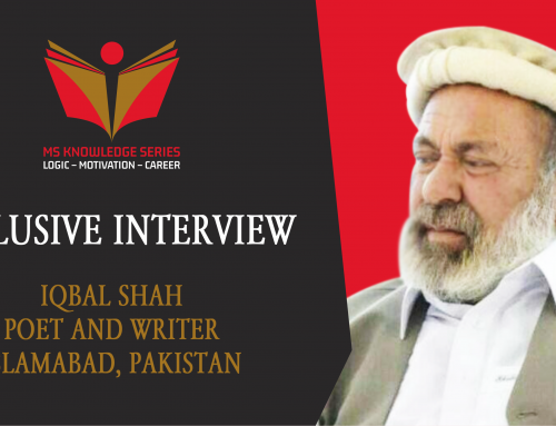 EXCLUSIVE INTERVIEW – IQBAL SHAH