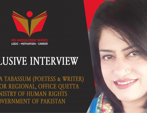 EXCLUSIVE INTERVIEW – JAHANARA TABASSUM