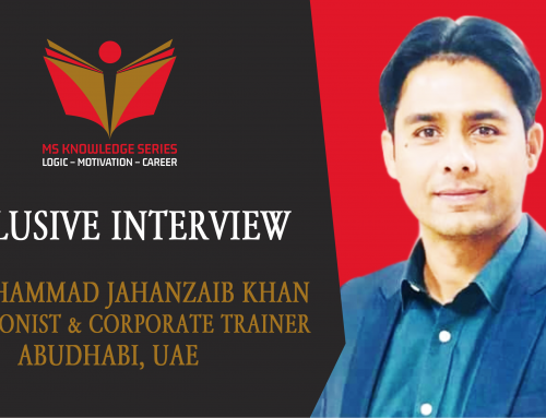 EXCLUSIVE INTERVIEW – DR. MUHAMMAD JAHANZAIB KHAN