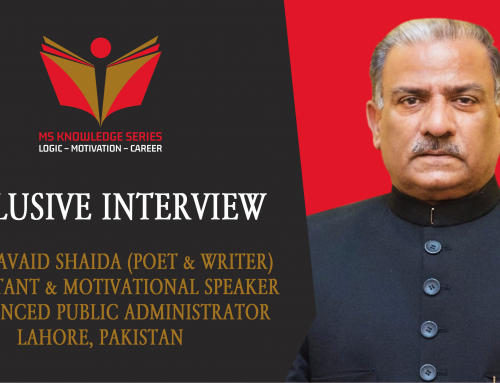 EXCLUSIVE INTERVIEW – CH. M. JAVAID SHAIDA