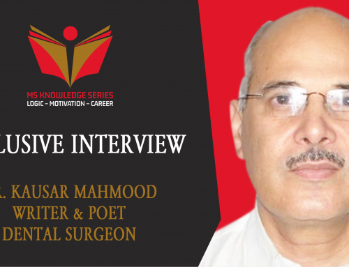 EXCLUSIVE INTERVIEW – DR. KAUSAR MAHMOOD