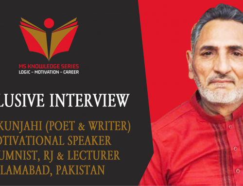 EXCLUSIVE INTERVIEW – AMIN KUNJAHI