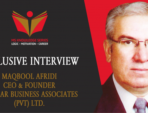 EXCLUSIVE INTERVIEW – MAQBOOL AFRIDI