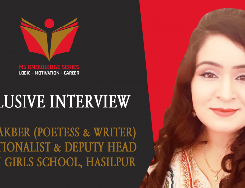EXCLUSIVE INTERVIEW – HUMA AKBER