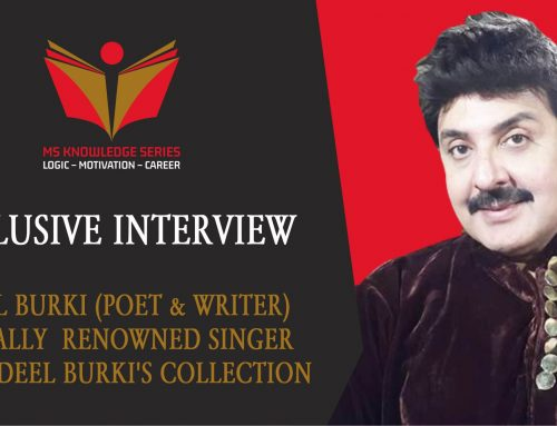 EXCLUSIVE INTERVIEW – ADEEL BURKI