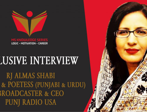 EXCLUSIVE INTERVIEW – RJ ALMAS SHABI