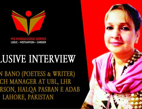 EXCLUSIVE INTERVIEW – HUSSAN BANO