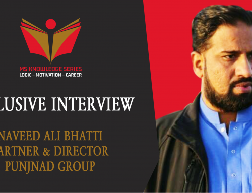 EXCLUSIVE INTERVIEW – NAVEED ALI BHATTI