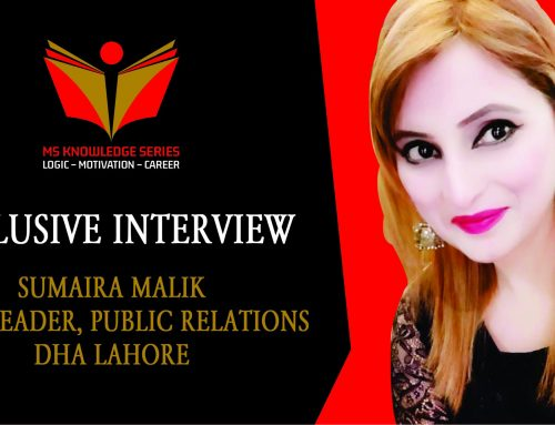 EXCLUSIVE INTERVIEW | SUMAIRA MALIK